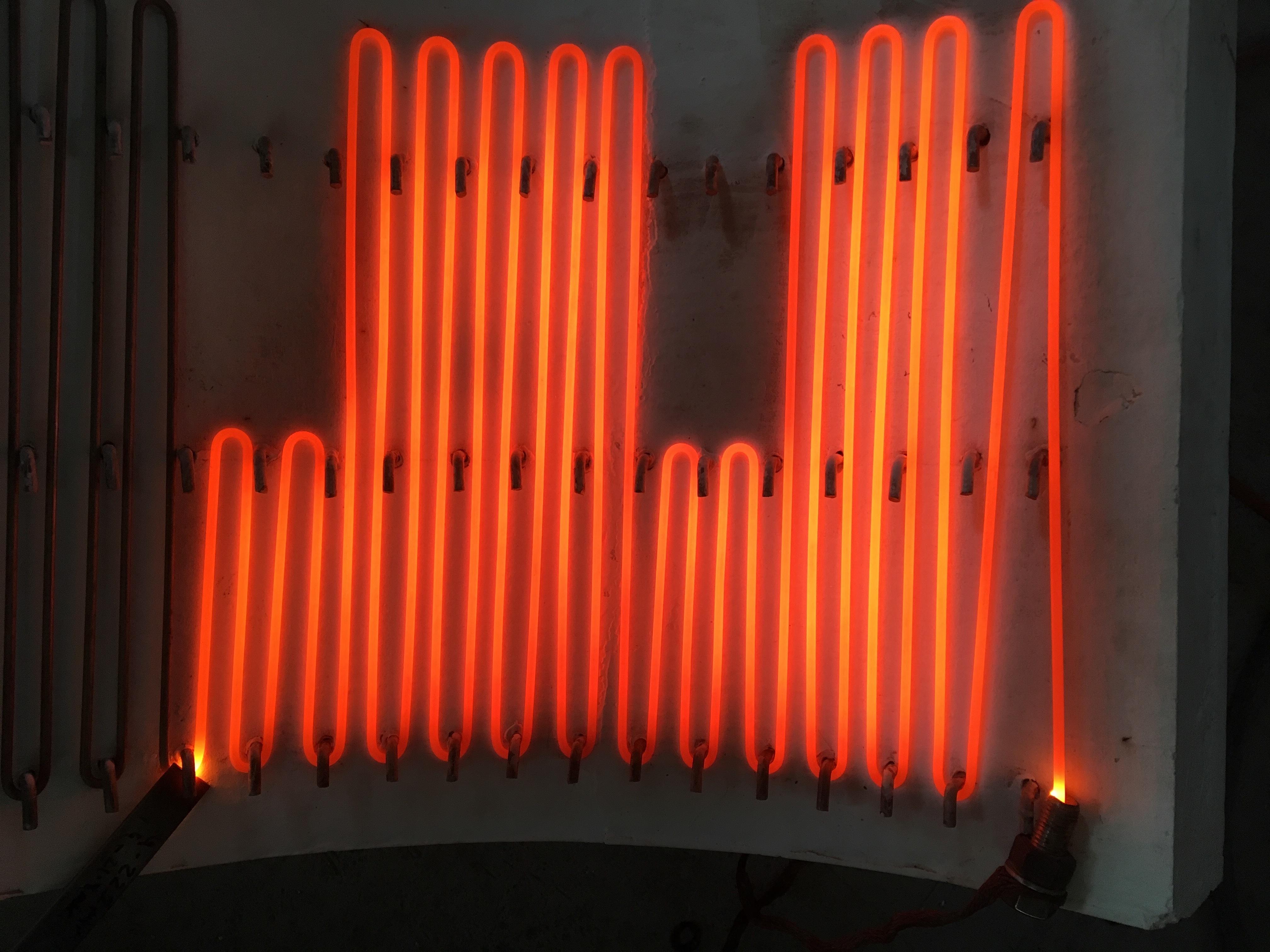Corrugated Heating Elemnet