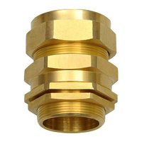 Industrial Brass Cable gland