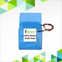 12.8V 31ah Solar Lithium Battery