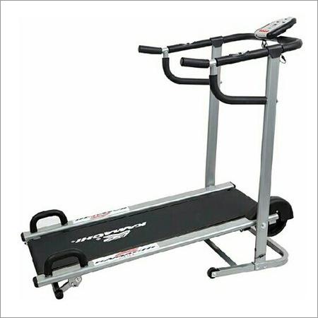 2 In 1 Manual Treadmill