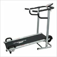 2 In 1 Manual Treadmill