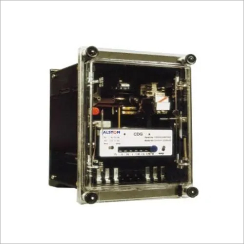 Alstom SELF-POWERED INVERSE TIME O/C OR E/F Relay CDG11AF014SACH