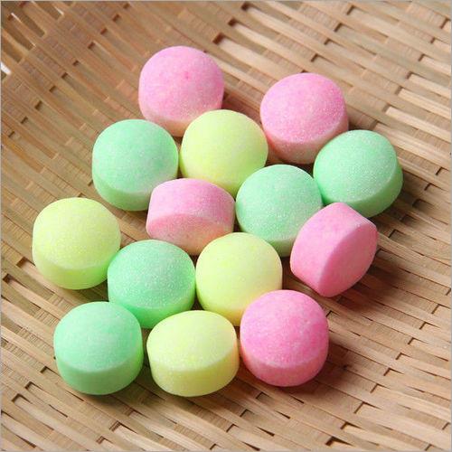 Round Naphthalene Balls