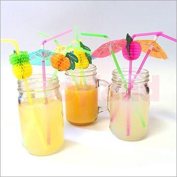 Plastic Disposable Straw