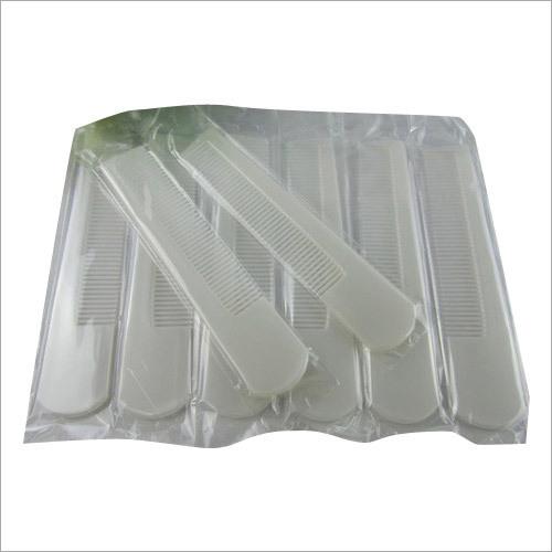 Hotel Plastic Hair Comb