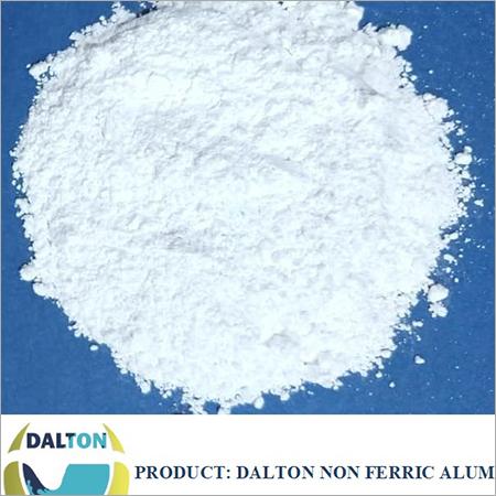 Non Ferric Aluminium Sulphate