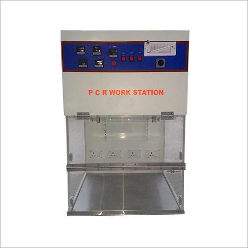PCR Workstation Covid (19)