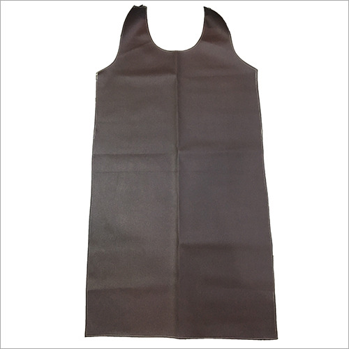 Brown Color Heavy Duty PVC Apron