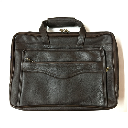 16 Inch Genuine Leather Laptop Bag