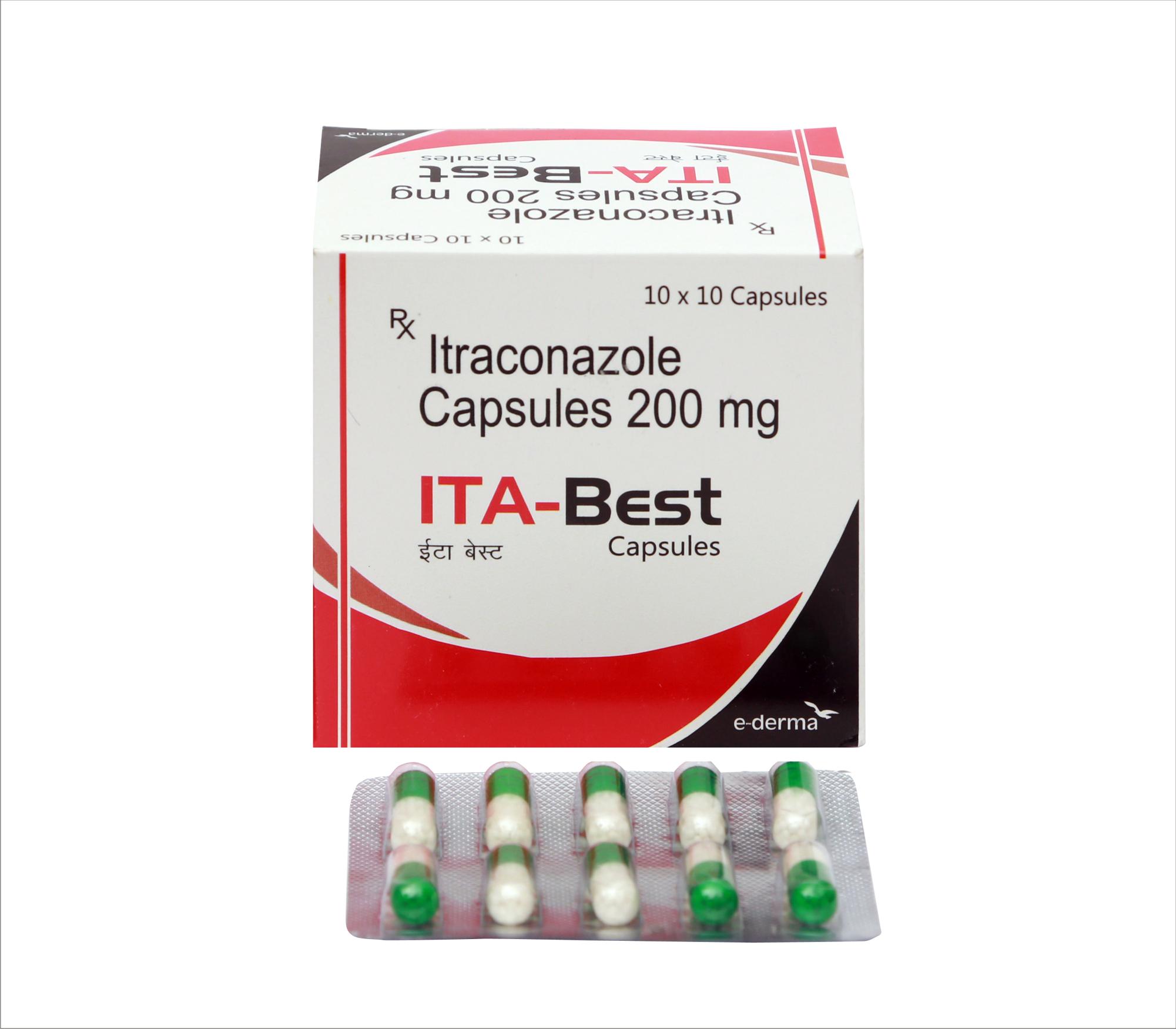 ITRACONAZOLE CAPSULES