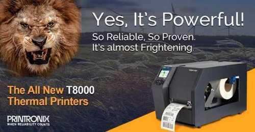 Printronix Industrial RFID Bar Code Label Printer