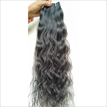 Wavy Hair Extension 24 Inch