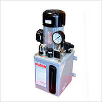Motorized Lubricator Pump