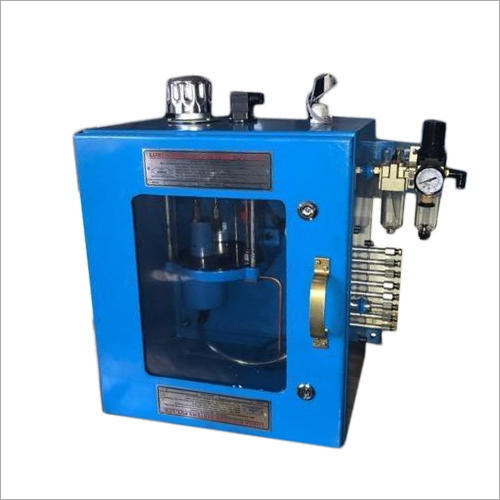 Oil Mist Lubrication System