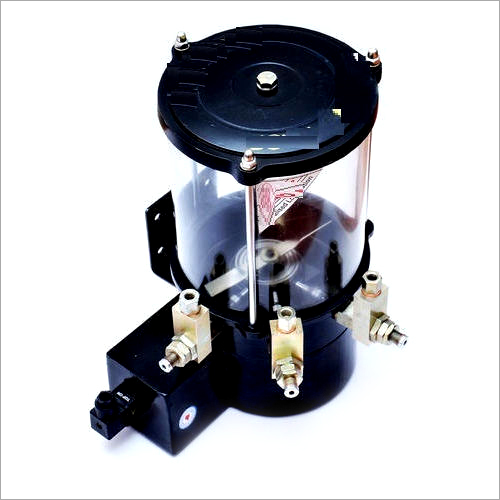 Battery Operated Grease Lubrication System