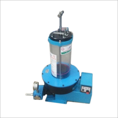 Electro Pneumatic Grease Dispenser
