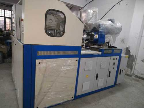 Double Colour Double Station TPR Machine