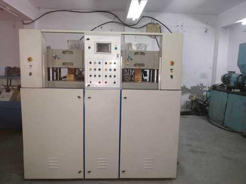 PVC sole making machine