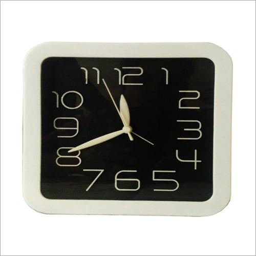 Square Wall Cum Table Alarm Clock