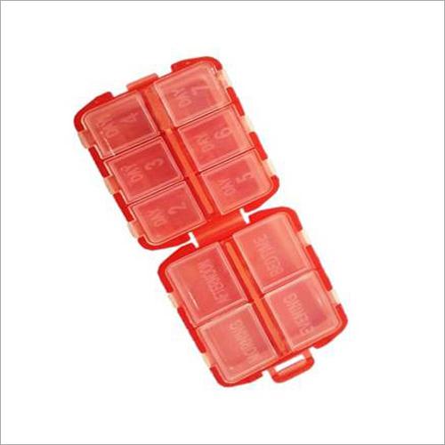 Travelling Medicine Pill Box