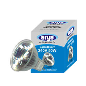 MR 16 Type Halogen Lamp
