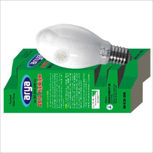 White HPMV Lamp
