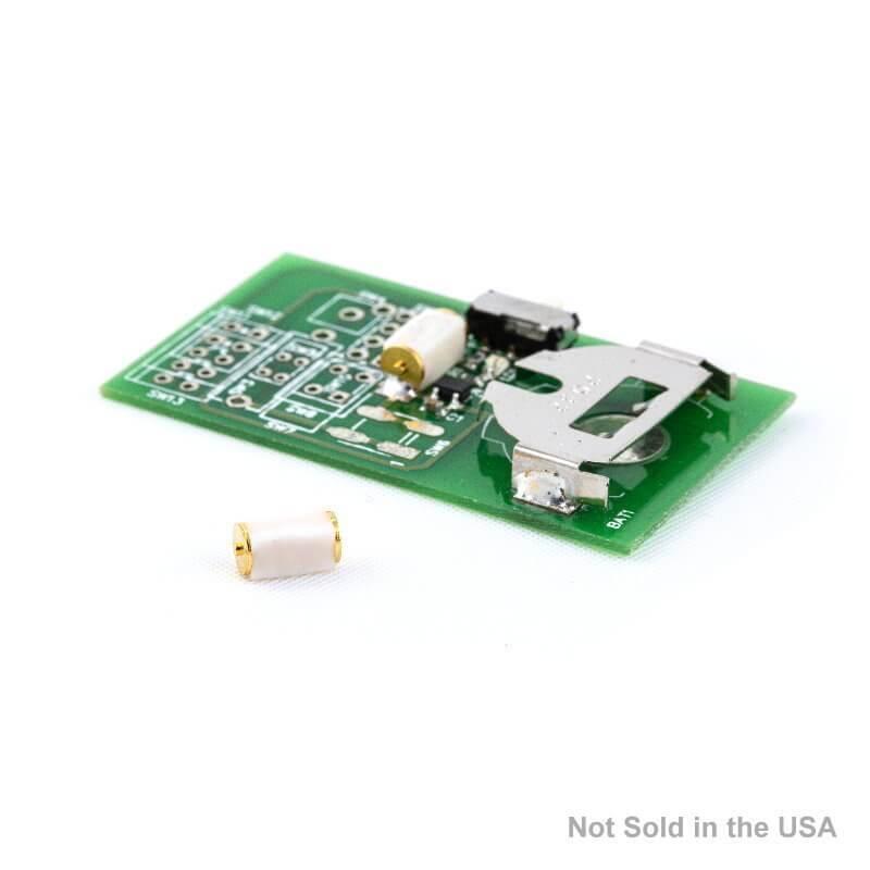 SMD Installation Sensitive Vibration Sensor