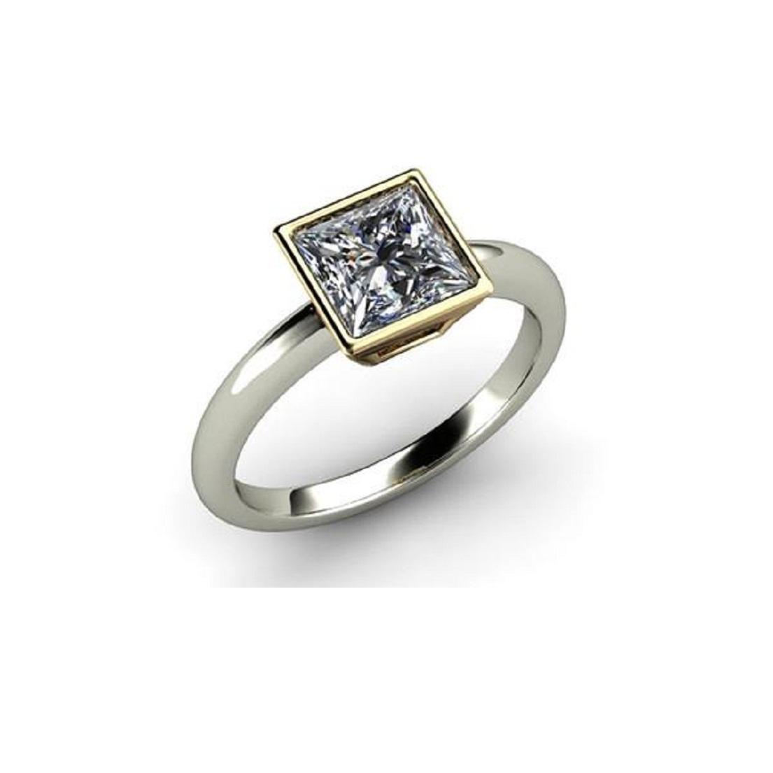 Silver Swarovski Ring