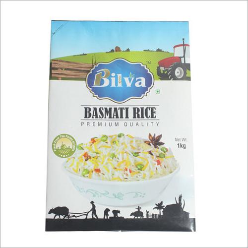 Basmati Rice Pouch