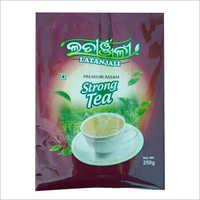 Tea Printed Pouch