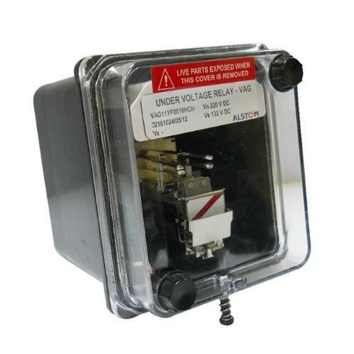 Alstom Voltage Protection Relay VAG11YF8008CCH