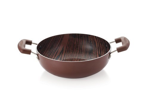 Nirlon Non Stick Woody Cookware Set
