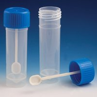 Plastic Stool Container