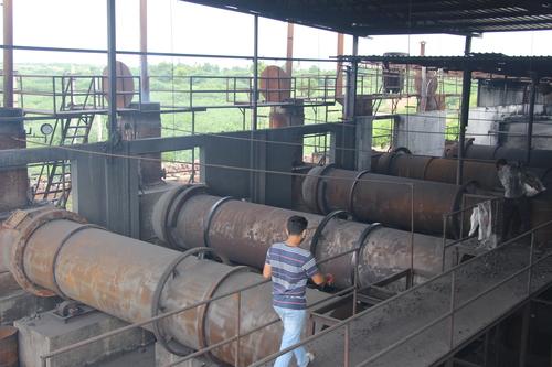 Activated Carbon Kiln Plant