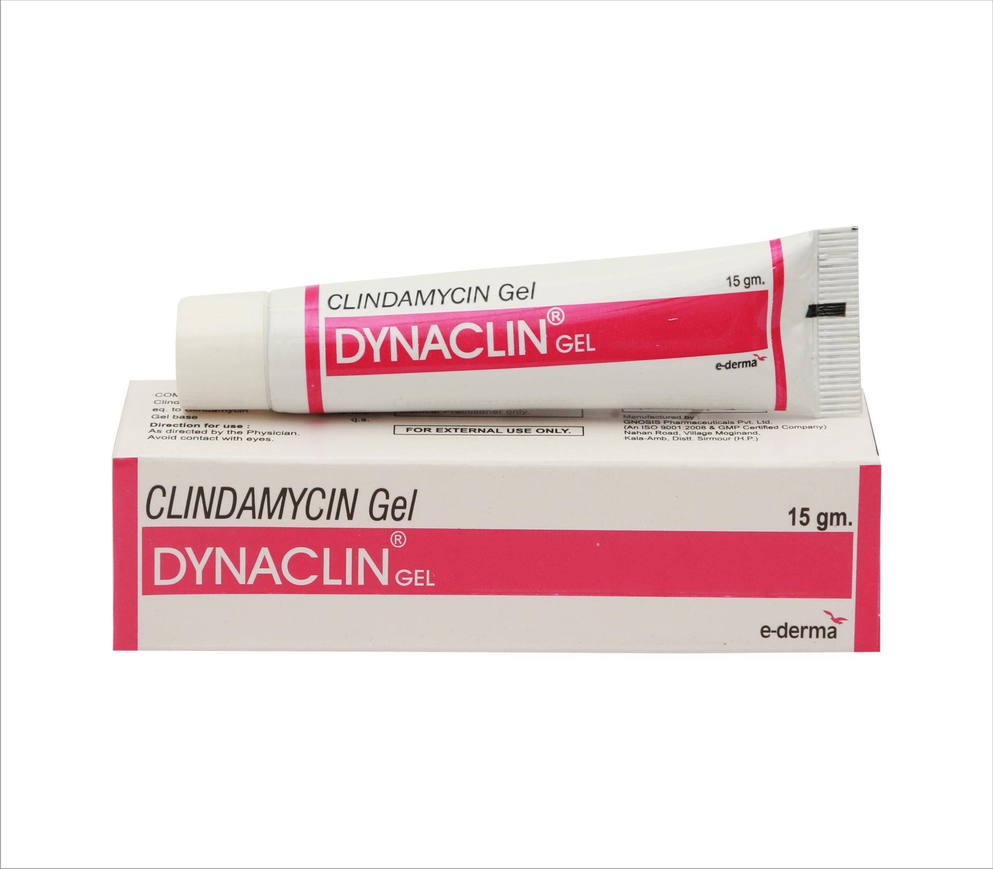 Clindamycin Gel With Nocotinamide