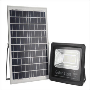 Solar Panel LED Light
