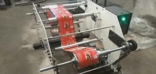 Winder Rewinder For Batch Coding Machines