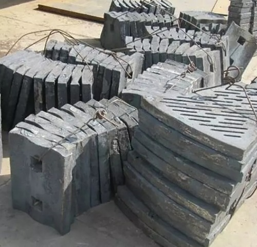 Semi Autogenous Mill Lining Plate