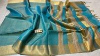 Handloom Plain Saree