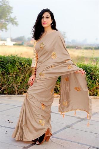 Uniform Silk Sarees