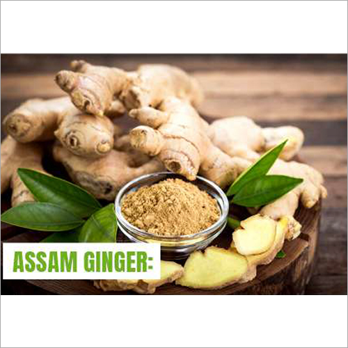 Assam Ginger And Powder