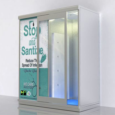 Human Sanitization Booth