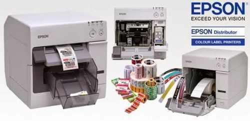 Epson Barcode Label Printers