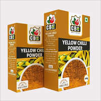 Yellow Chili Powder