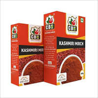 100 GM Kashmiri Mirch