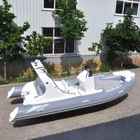 Liya 5.8m Semi Rigid Boats for sale