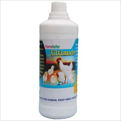 Ultimate Liquid Feed Supplement for Poultry