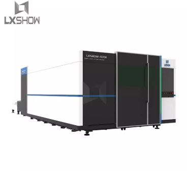 High Power 6000w Cnc Metal Sheet Fiber Laser Cutting Machine