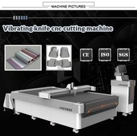 1625 CNC Vibrating Knife Cutting Machine