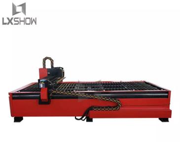 China Metal Sheet Plasma Cutting Machine